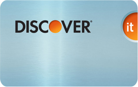 Discover it card design
