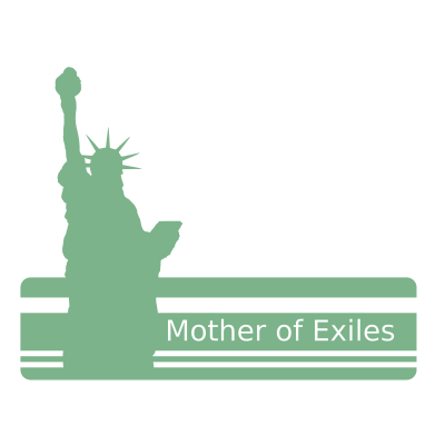 statue of liberty mother of exiles